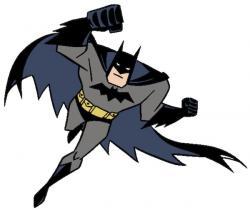 Batgirl clipart vector