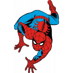 Spider-Man clipart classic