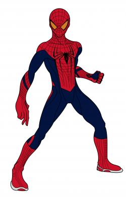 Spiderman clipart deviantart