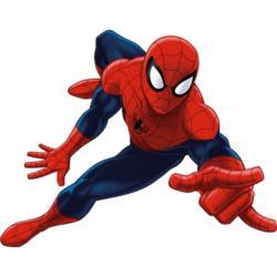 Spiderman clipart main character