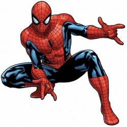 Spider-Man clipart main character