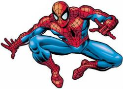 Spider-Man clipart marvel character