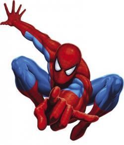 Spiderman clipart marvel hero