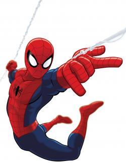 Spider-Man clipart marvel hero