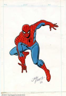 Drawn comics original