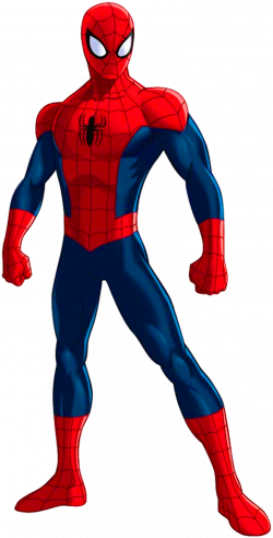 Spiderman clipart show me