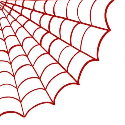 Spider-Man clipart spiderman web