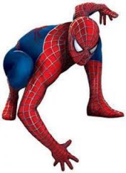 Spiderman clipart vector