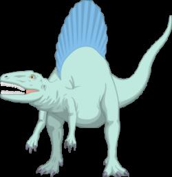 Dinosaur clipart spinosaurus