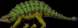 Spinosaurus clipart ankylosaurus