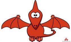 Spinosaurus clipart red dinosaur