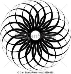 Spiral clipart vortex