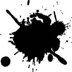 Painting clipart paint splat