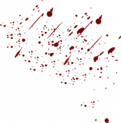 Splatter clipart simple paint
