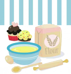 Dessert clipart cake ingredient