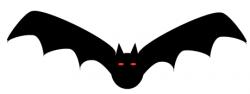 Shaow clipart bat