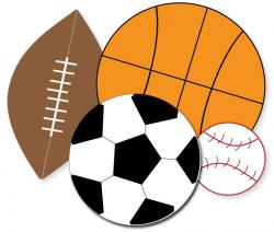 Randome clipart all sport