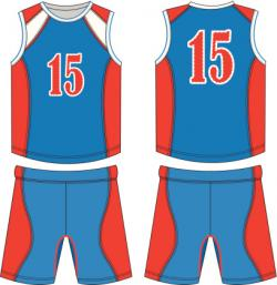 Uniform clipart sport uniform