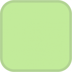 Square clipart colored