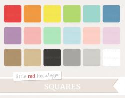 Squares clipart little square