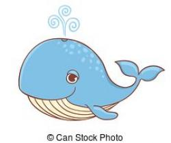 Squares clipart whale