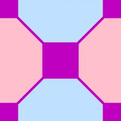 Octigons clipart pink