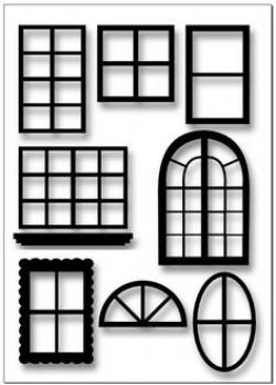Templates  clipart windows