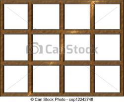 Squares clipart window frame
