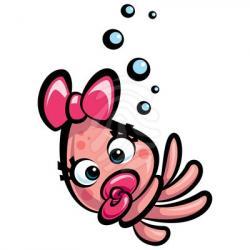Cuttlefish clipart cute