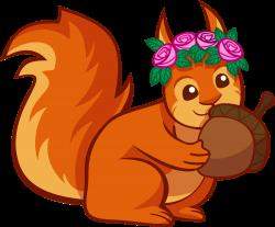 K.o.p.e.l. clipart squirrel