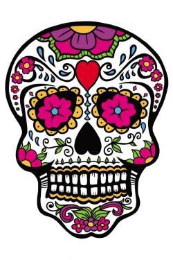 Skullcandy clipart hispanic