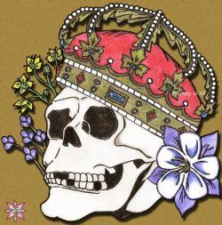 Hamlet clipart hamlet skull