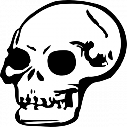 Shakespeare clipart Shakespeare Skull Clipart