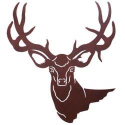 Dear clipart mule deer
