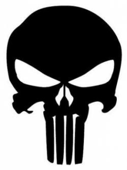 Ssckull clipart the punisher