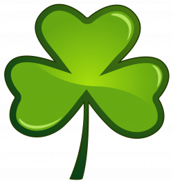 Clover clipart st patricks day