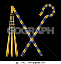 Ankh clipart flail
