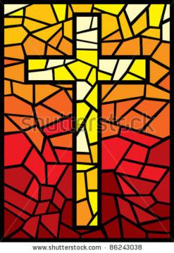 Stained Glass clipart catholic school