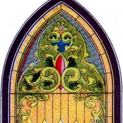 Stained Glass clipart high resolution