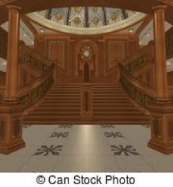 Stairs clipart grand staircase