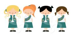 Daisy clipart scouts
