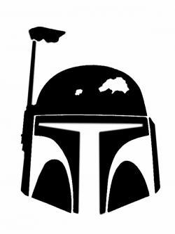 Star Wars clipart helmet