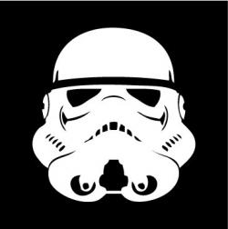 Stormtrooper clipart face
