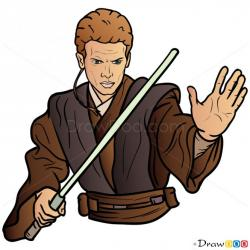 Luke Skywalker clipart obi wan kenobi