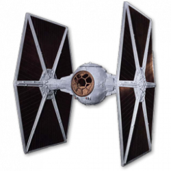 Star Wars clipart tie fighter