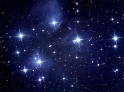 Starry Sky clipart real