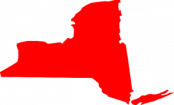 State Of New York Clipart