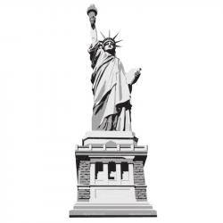 Monument clipart statue liberty