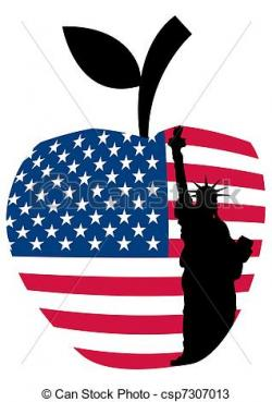 Statue Of Liberty clipart big apple