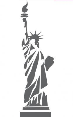 Statue Of Liberty clipart graphic